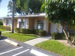 Pines Of Delray Condo 1151 Boxwood Drive
