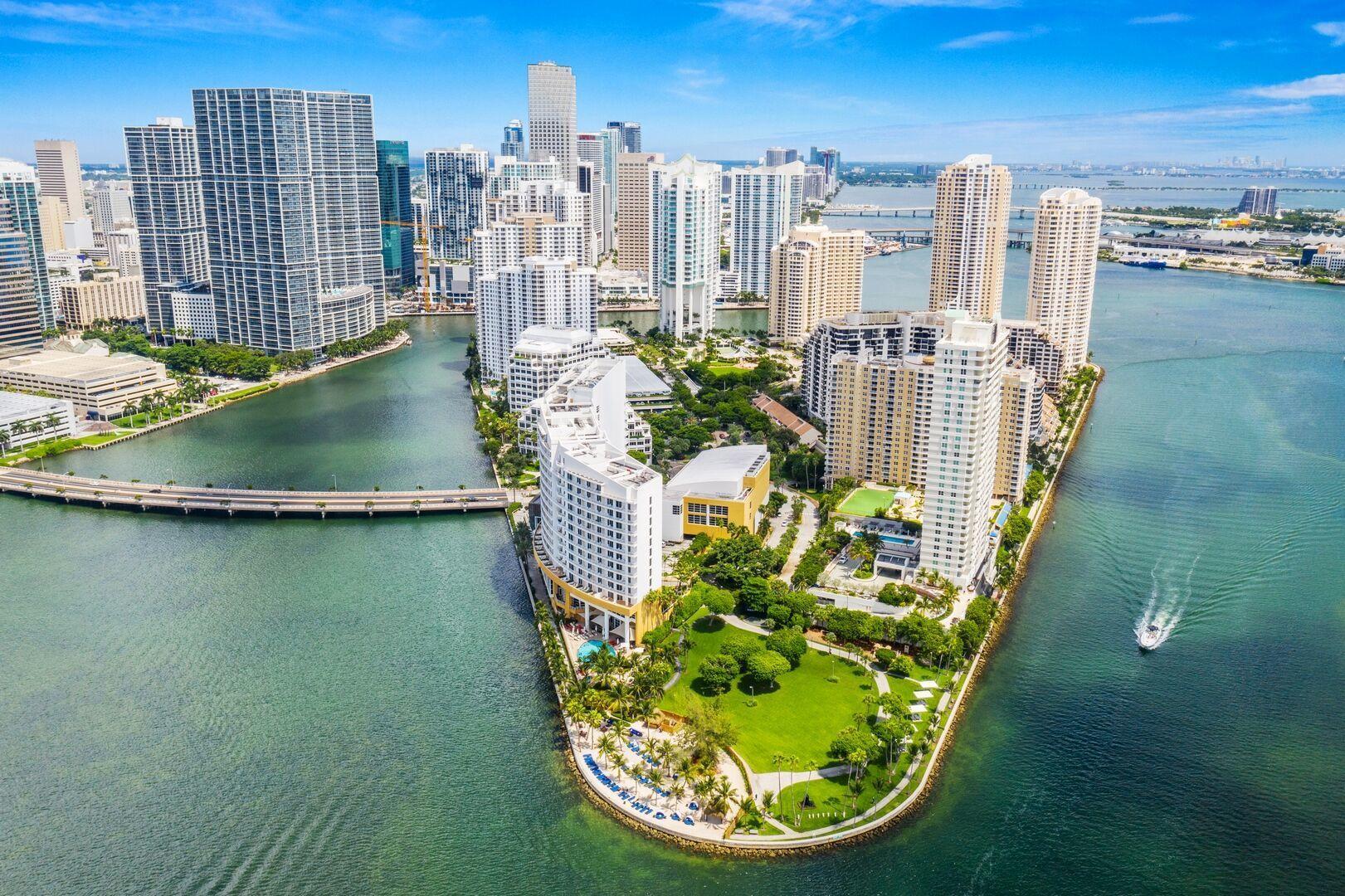 Home for sale in BRICKELL KEY II CONDO Miami Florida