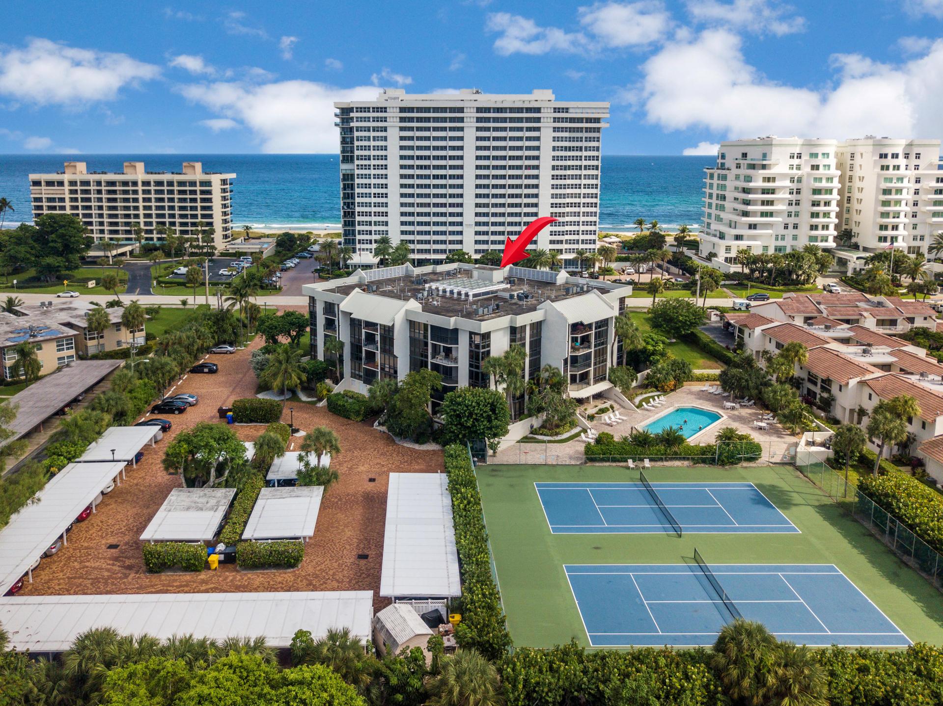 Home for sale in ESPLANADE COND Boca Raton Florida
