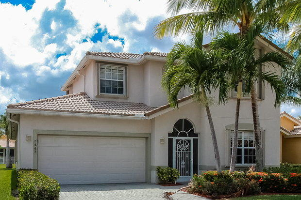 Home for sale in ANDROS ISLE PAR D-1 West Palm Beach Florida