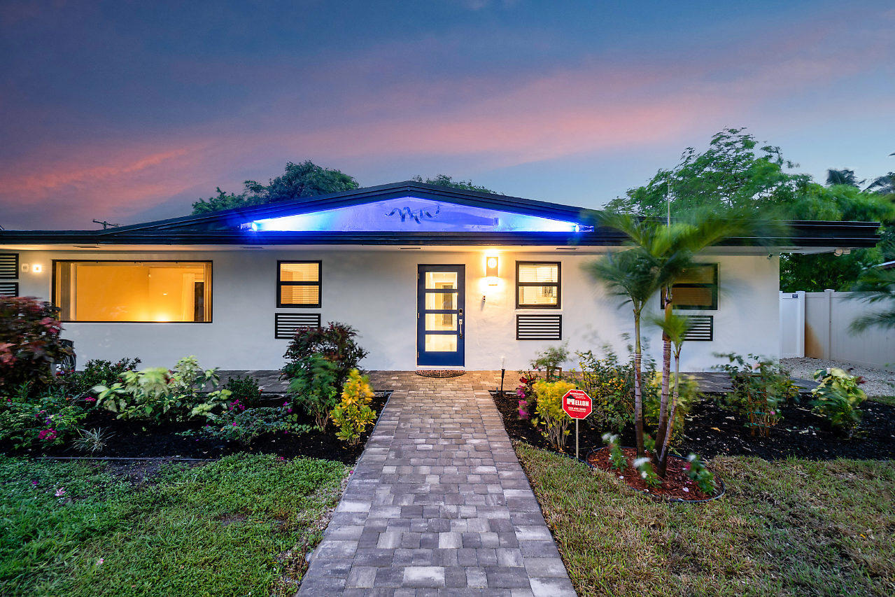 Home for sale in Delray Manors Boca Raton Florida