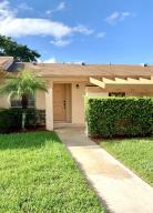 PALM GREENS AT VILLA DEL RAY CONDO II home 13554 Sabal Palm Court Delray Beach FL 33484