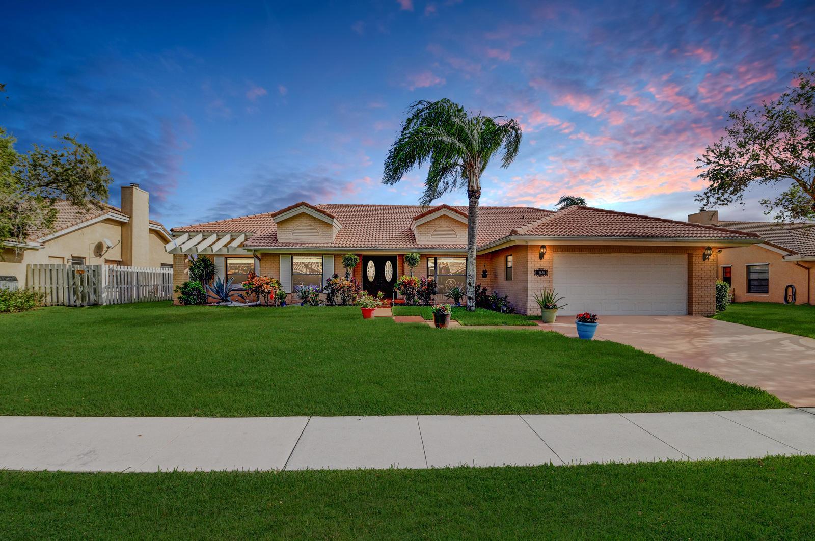 Home for sale in Island Lakes Boca Raton Florida