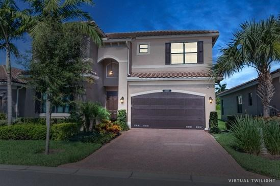 Home for sale in Tuscany South Delray Beach Florida