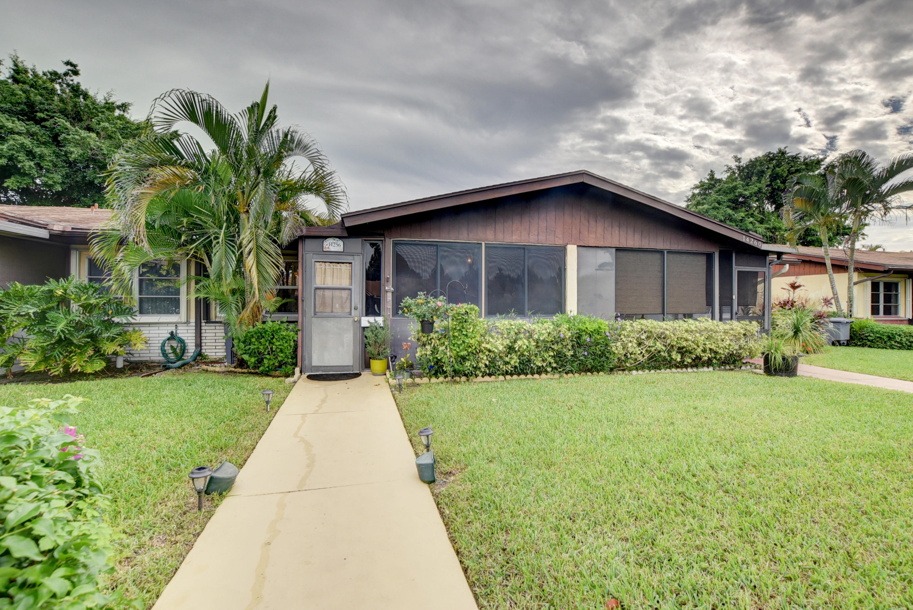 Home for sale in DELRAY VILLAS 1 Delray Beach Florida