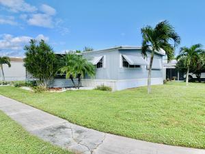 NORTHERN PINES MOBILE HOME PARK 6 home 4477 Sandpine Circle Boynton Beach FL 33436