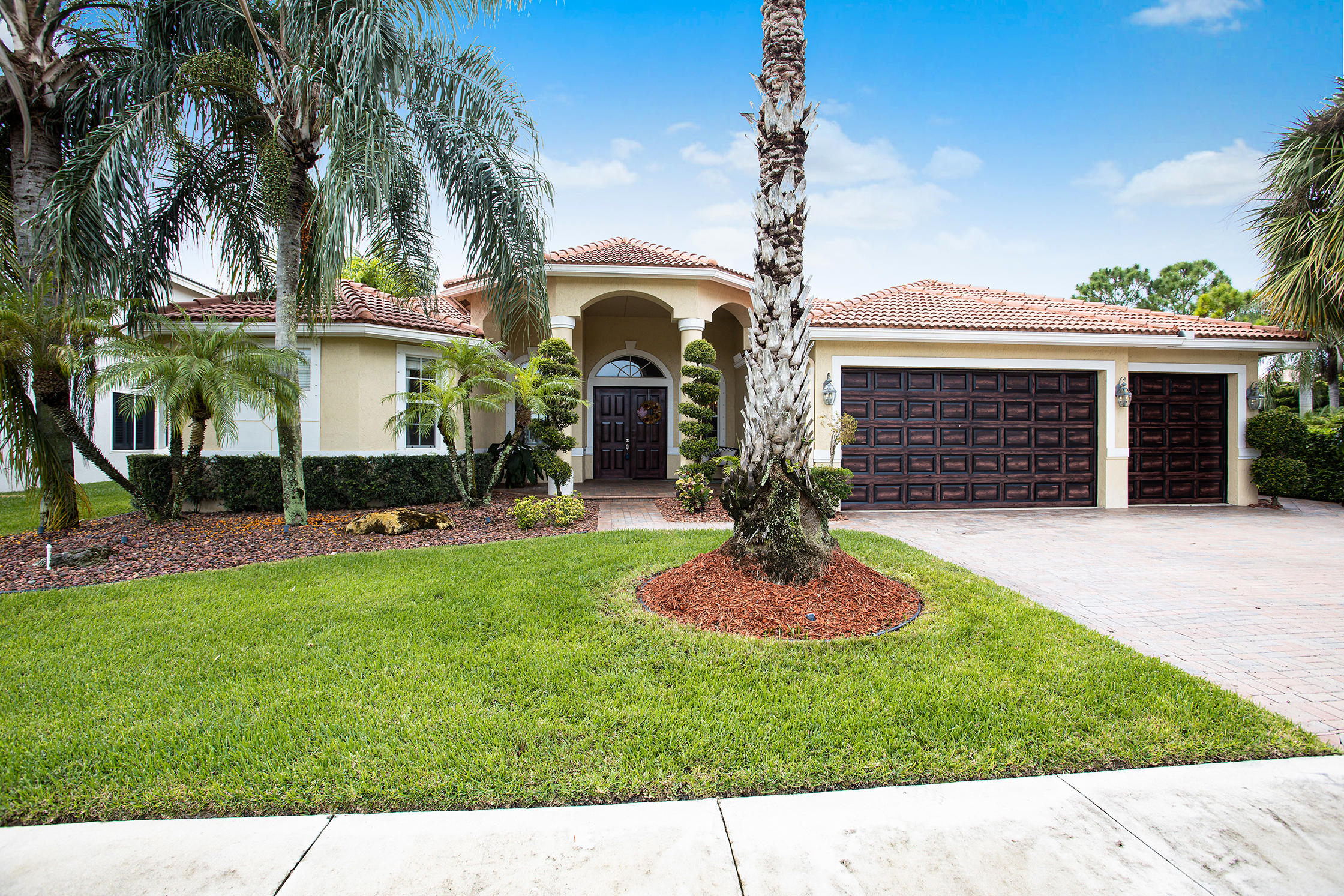 Home for sale in Grande Bay Estates/isles At Wellington Wellington Florida