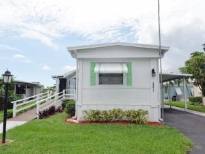 JAMAICA BAY MOBILE HOME CO OP home 58011 Bahama Bay Boynton Beach FL 33436