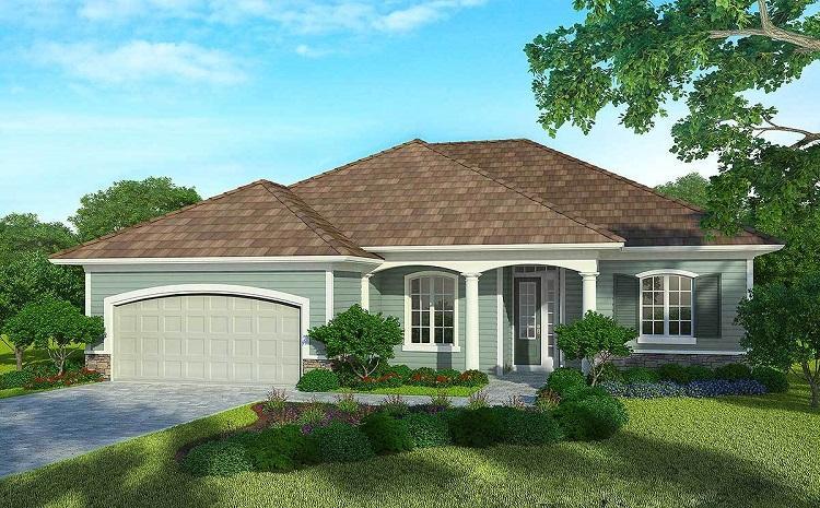 Valencia-Model-SWFL-Home-Builder
