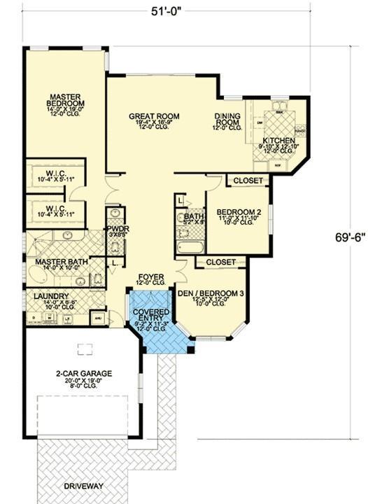 Bellagio-New-Home-Floor-Plan