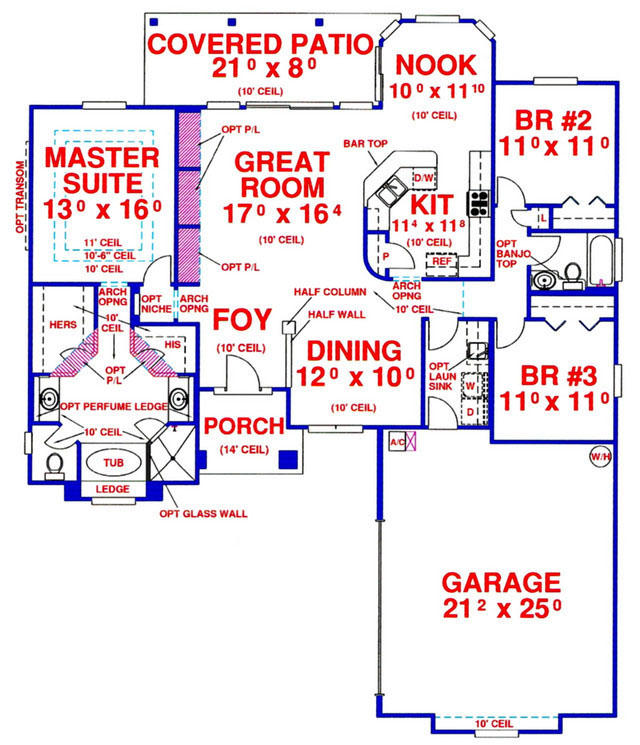 Claremont-Floor-Plan