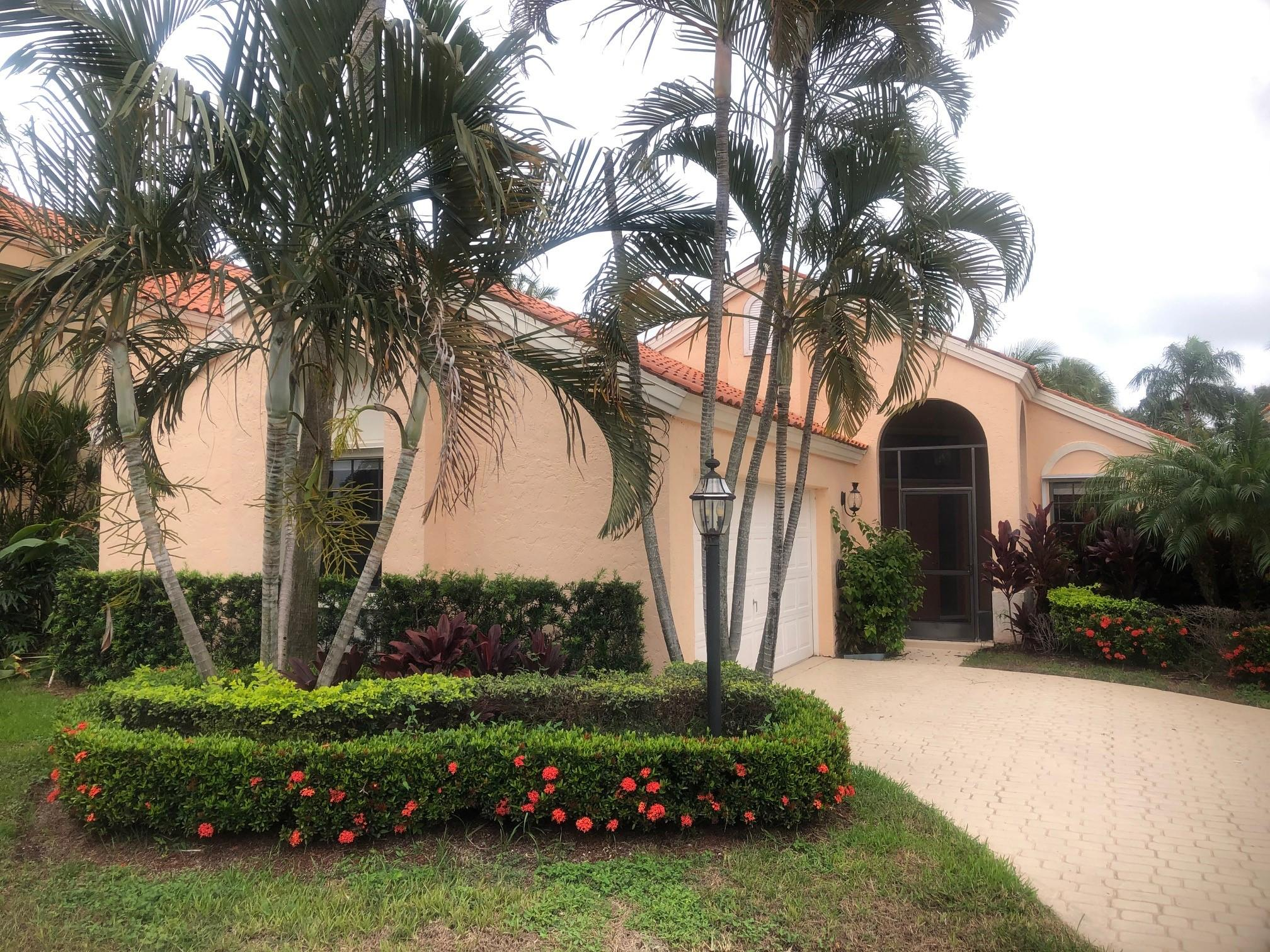 Home for sale in St Tropez Palm Beach Gardens Florida