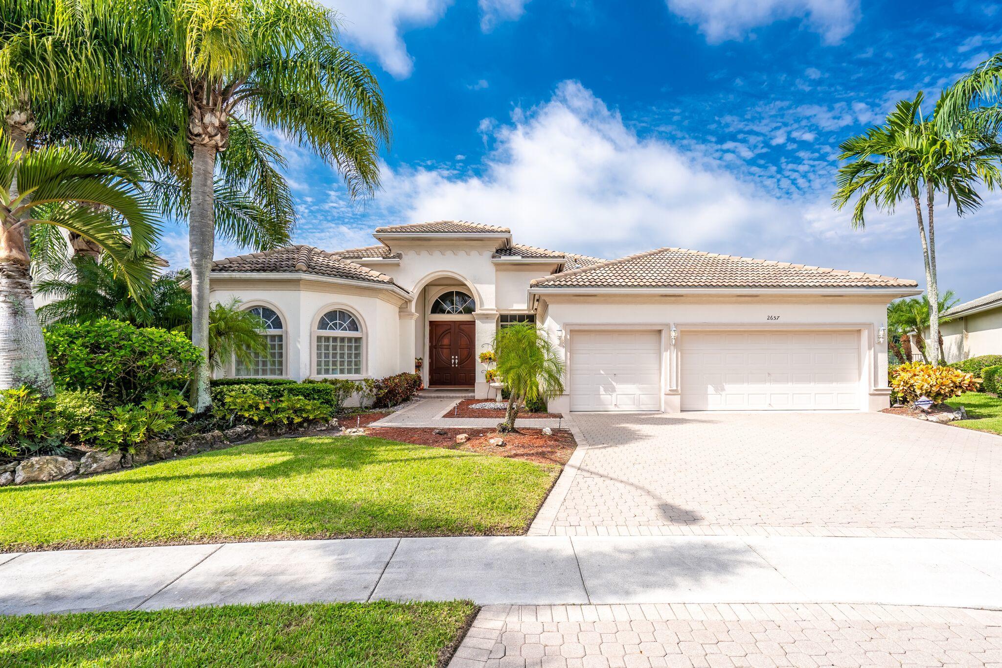2657 Windwood Way Royal Palm Beach, FL 33411