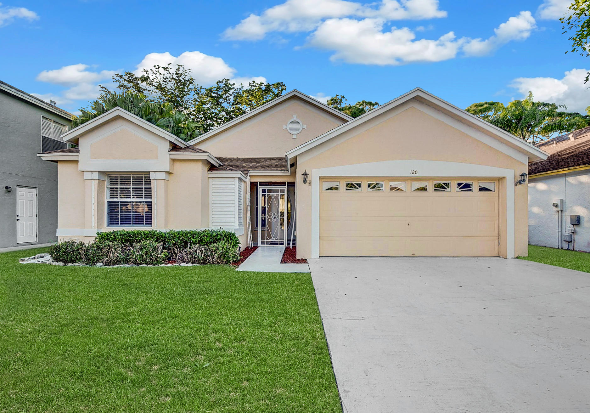 Home for sale in RIVER BRIDGE PAR 2F Greenacres Florida