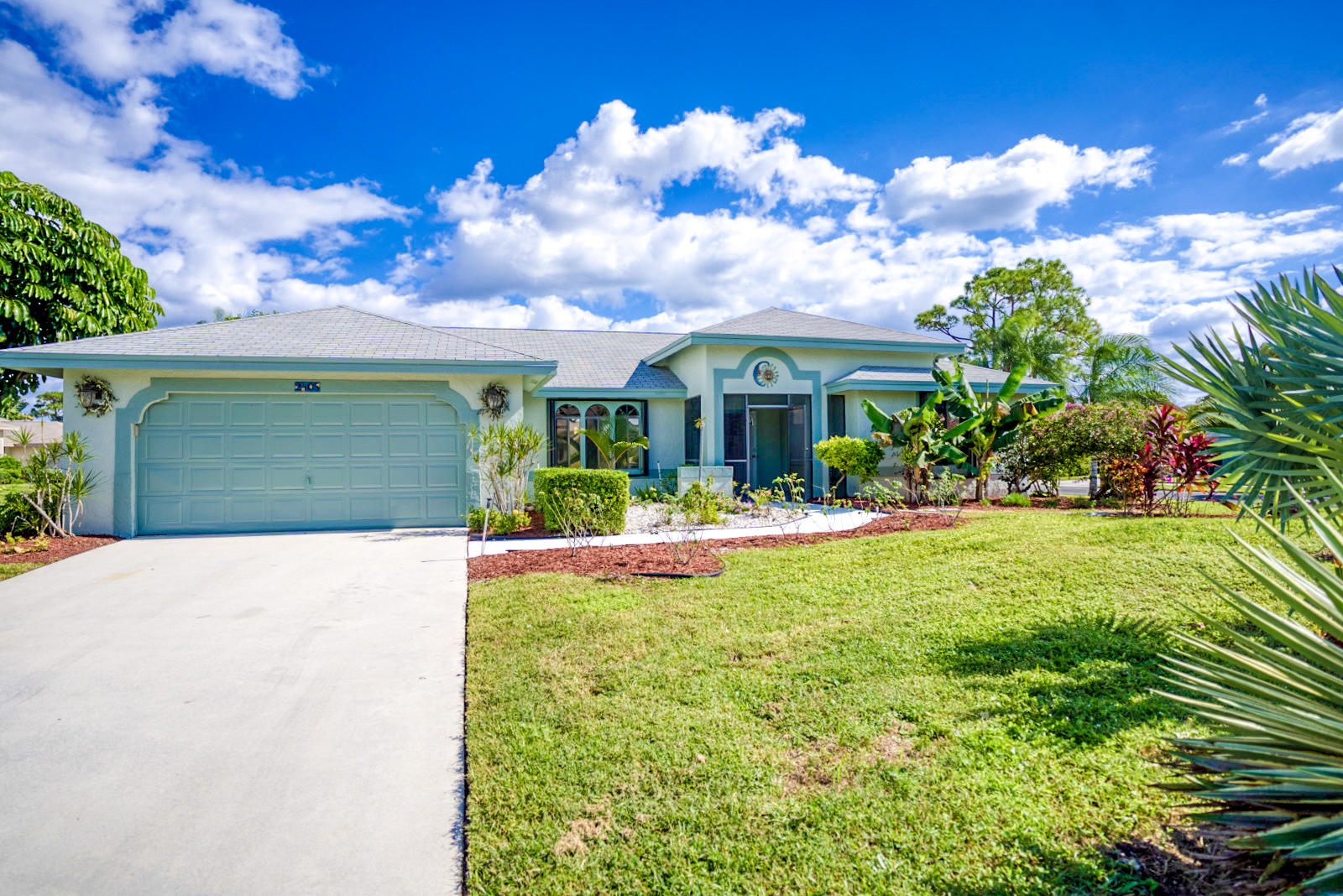 Home for sale in RAINBERRY BAY ESTATES Delray Beach Florida