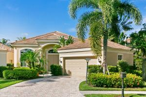 Property for sale at 8653 Falcon Green Drive, West Palm Beach,  Florida 33412
