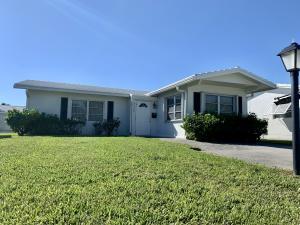 PALM BEACH LEISUREVILLE home 1104 Ocean Drive Boynton Beach FL 33426