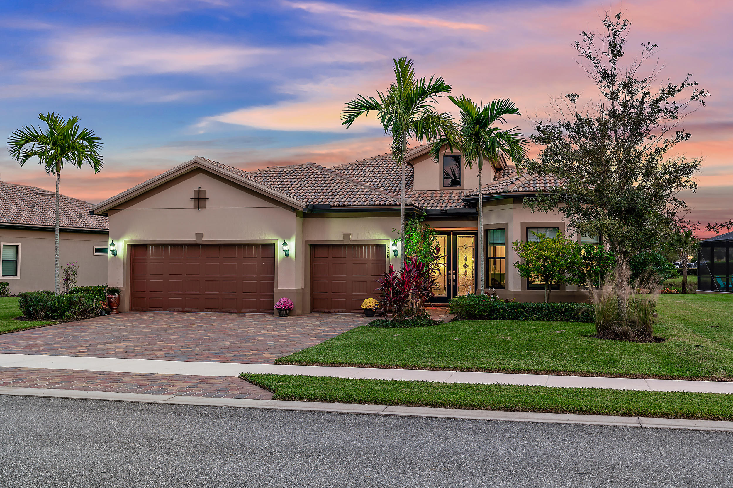 New Home for sale at 528 Sonoma Isles Circle in Jupiter