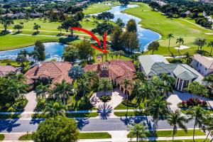 Property for sale at 10932 Egret Pointe Lane, West Palm Beach,  Florida 33412