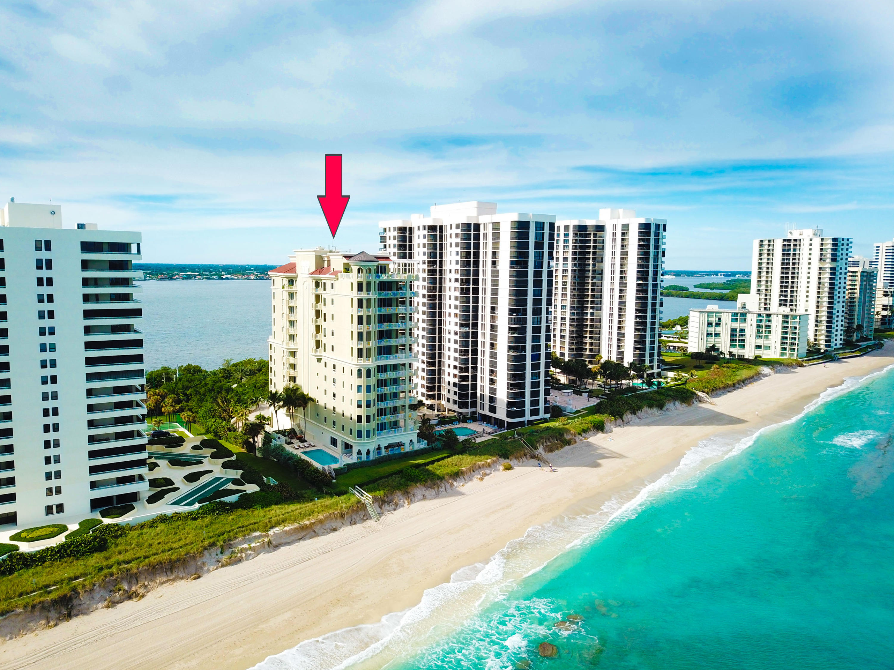 New Home for sale at 5310 Ocean Drive in Singer Island