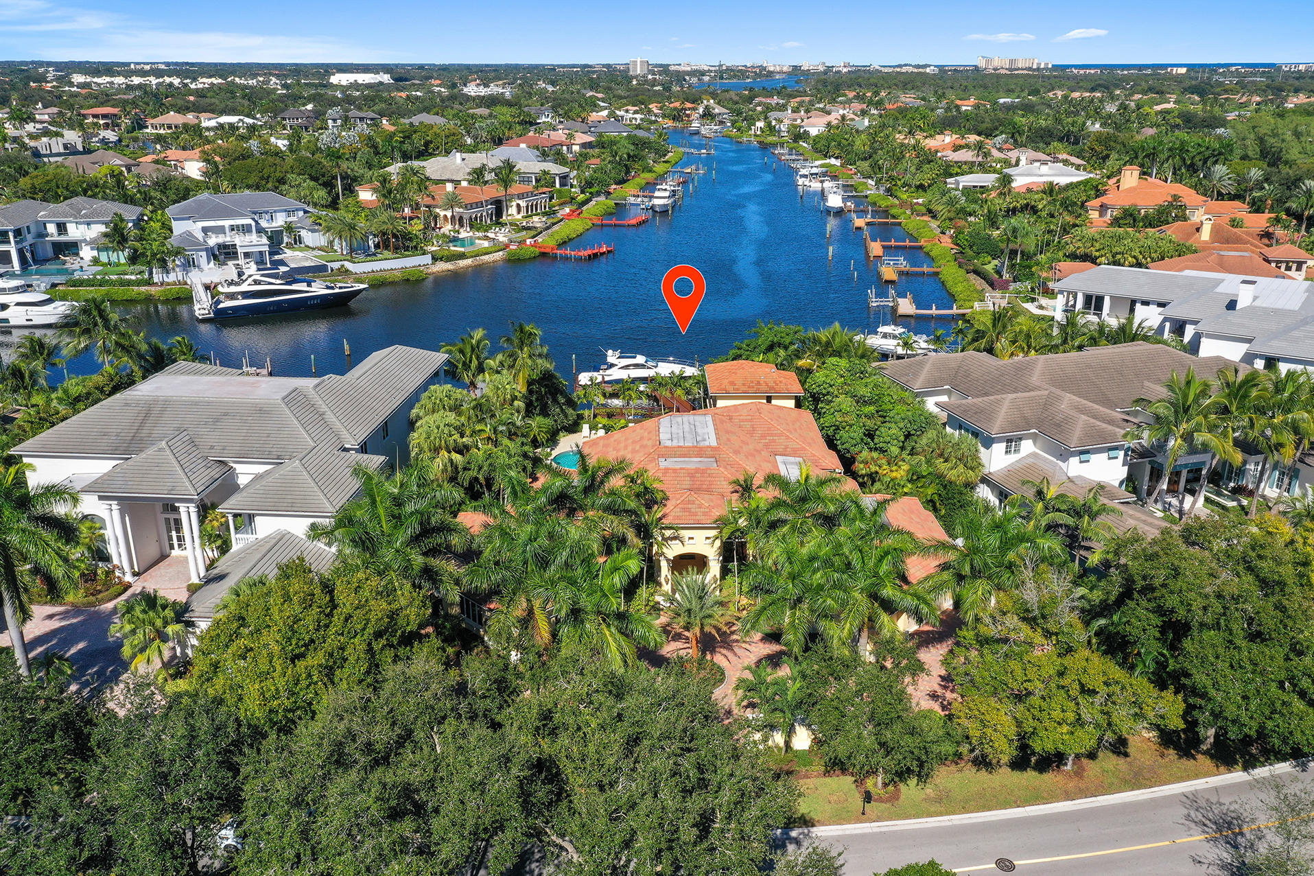 New Home for sale at 446 Mariner Drive in Jupiter