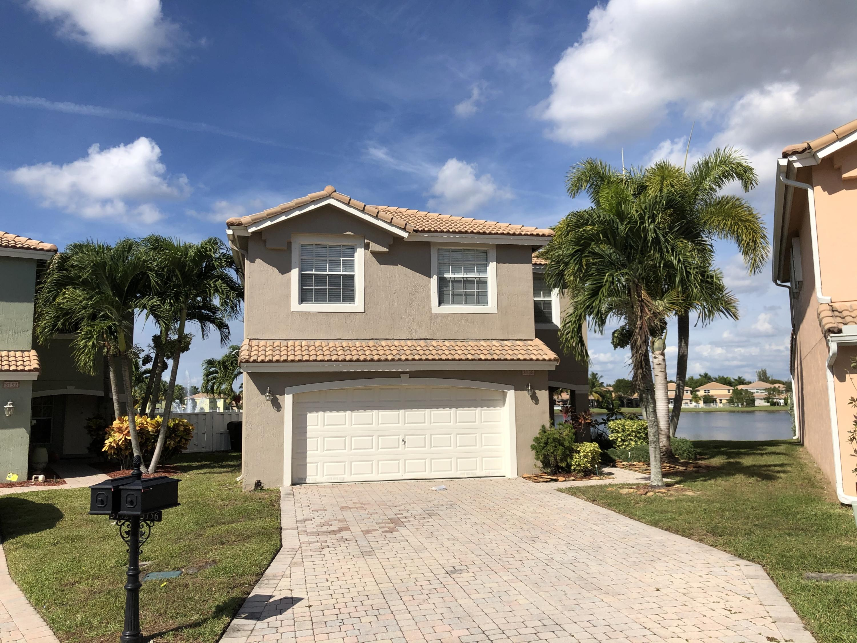 3156 Turtle Cove West Palm Beach, FL 33411