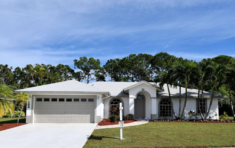 166 Saratoga Boulevard Royal Palm Beach, FL 33411