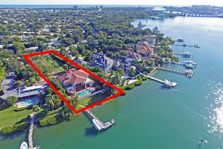 Home for sale in Riverside on the Loxahatchee Jupiter Florida