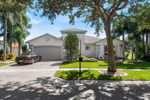 This expanded , recently remodeled Marbella model on the most beautiful water lot in Valencia Isles offers the most discriminating buyer the best of all worlds- VALUE PLUS LOCATION!! Whole house in ground generator system ! Travertine marble floor;Tankless water heater; fully tiled  expanded garage; fabulous enclosed slate floor lanai; outrageous 15 x18 completely built-out additional M/BR  closet!! Already paid for BRAND NEW state of the art clubhouse and separate NEW Health Club, Tennis, Pickelball, Exercise classes, clubs and every imaginable activity you could want.( (Golf 1 mile away),  BRAND NEW BISTRO  ( MARIOS) with waitress service for indoor AND outdoor dining; with preshow dining available.DO NOT MISS THIS ONE!!! The NEW VALENCIA ISLES is a MUST SEE!!