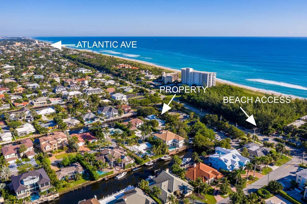 Home for sale in Delray Beach Shores Delray Beach Florida
