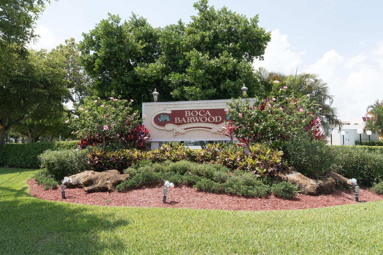 Home for sale in Barwood Boca Raton Florida