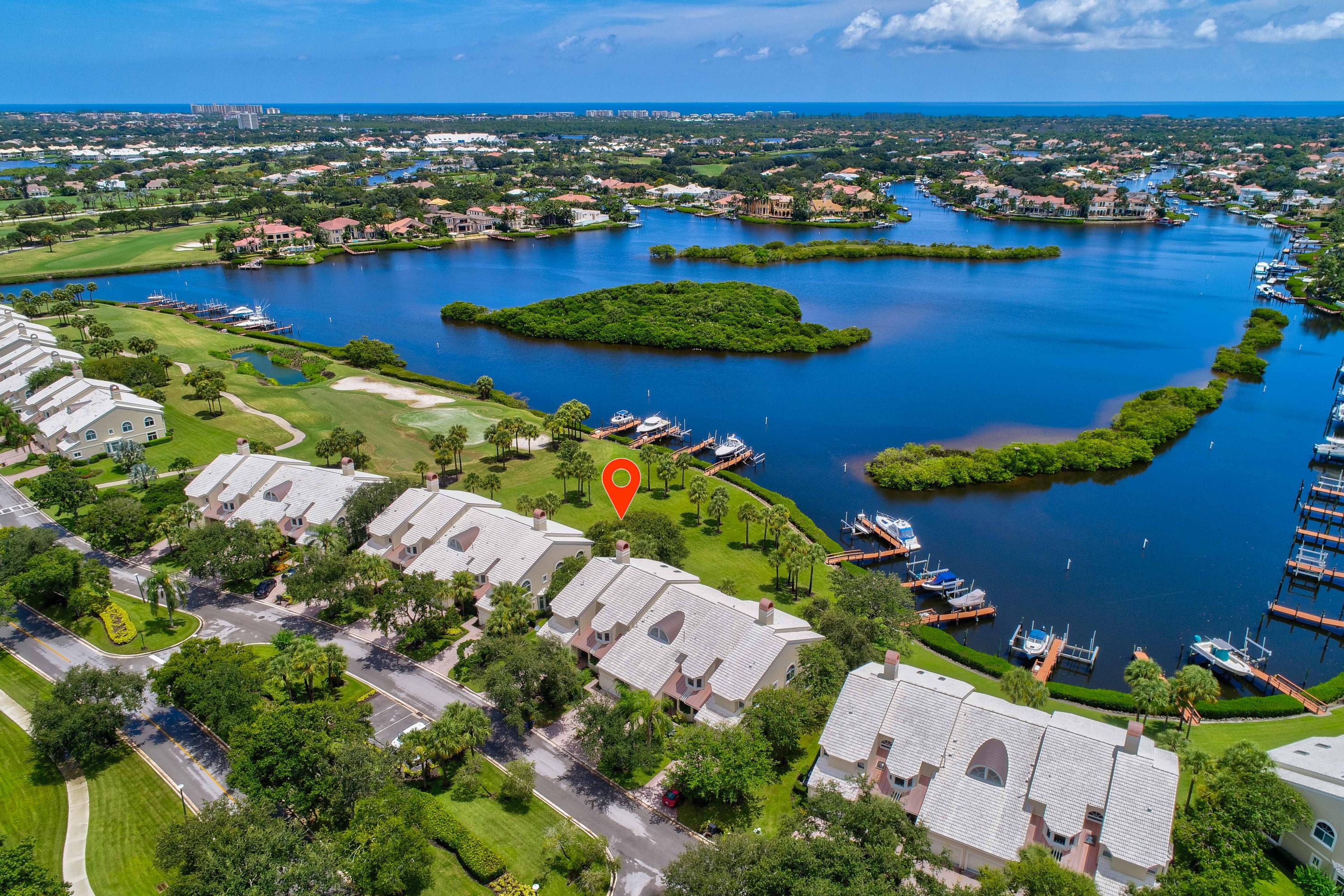 New Home for sale at 210 Eagle Drive in Jupiter