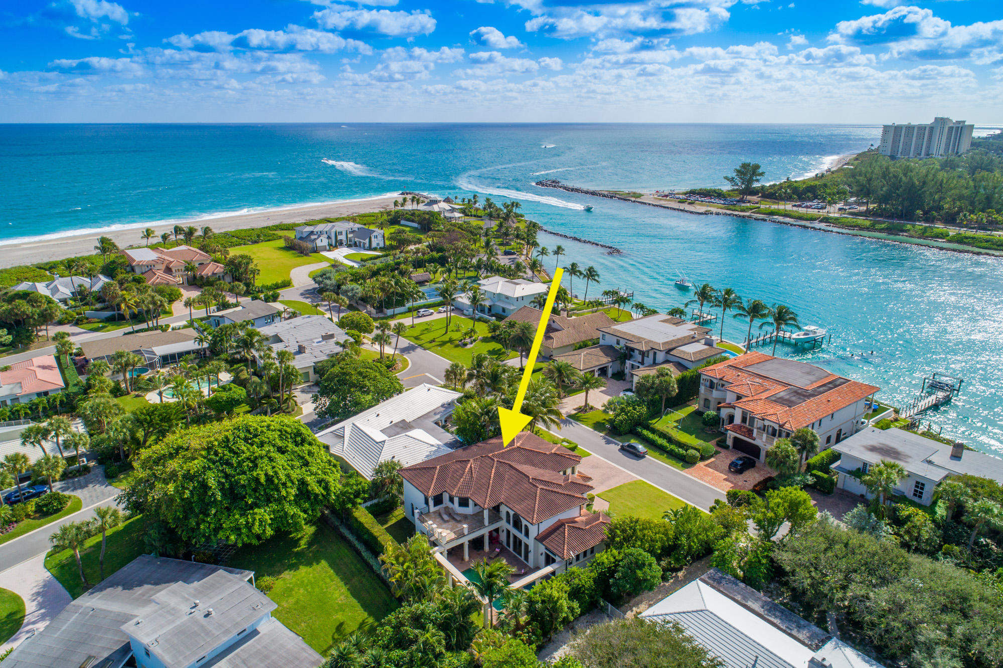New Home for sale at 136 Lighthouse Drive in Jupiter Inlet Colony