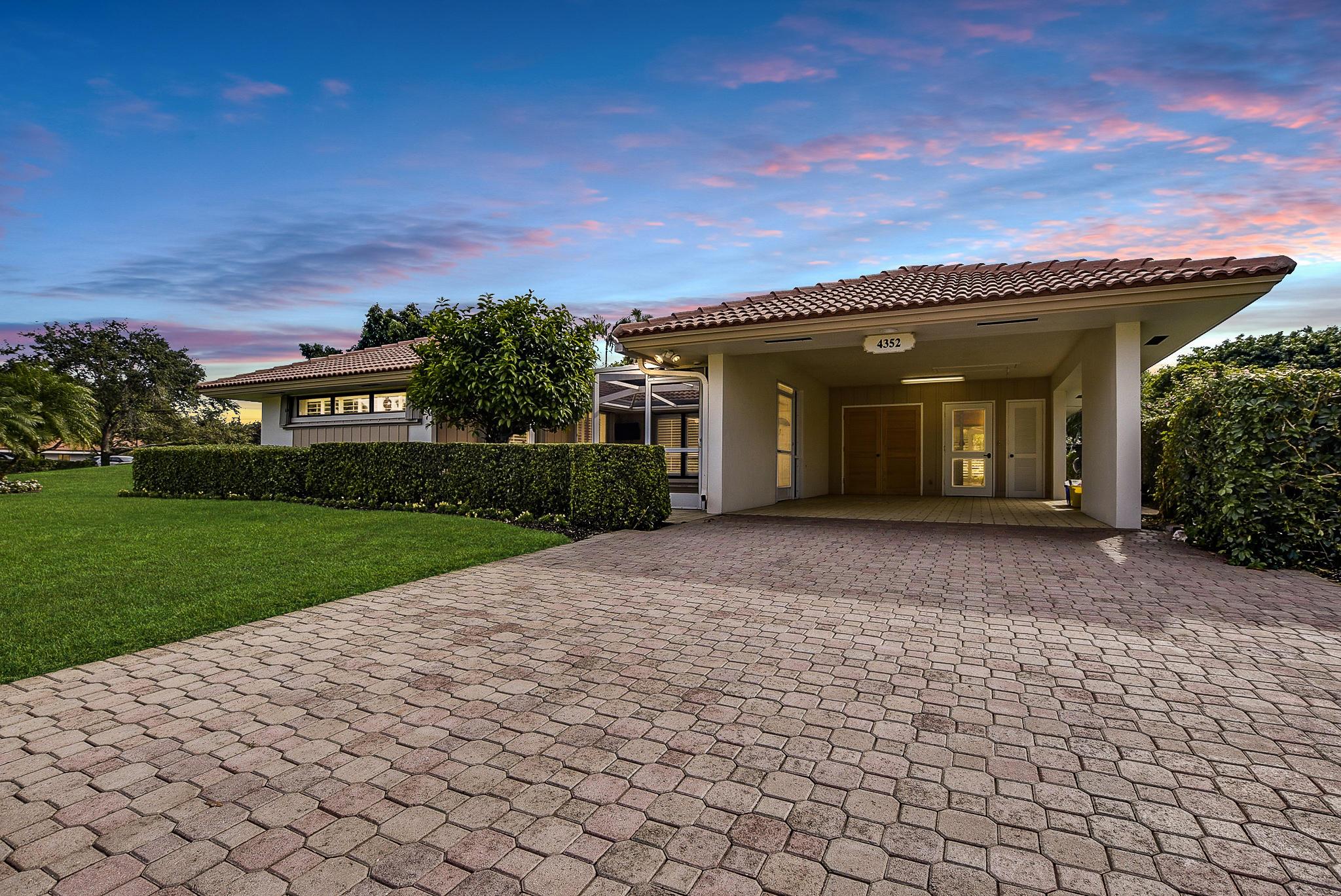 Home for sale in Waxwing Boynton Beach Florida