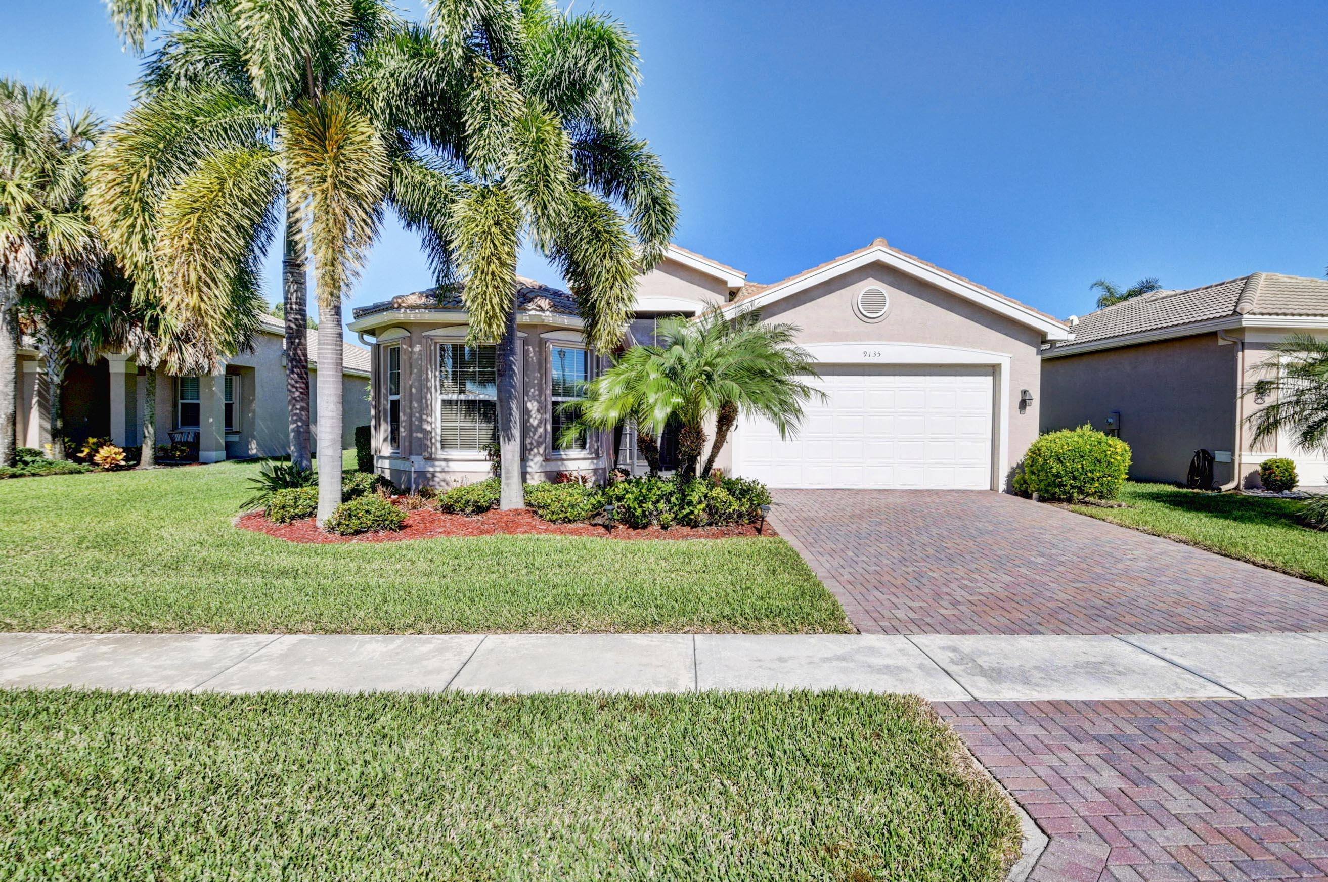 Home for sale in Valencia Reserve Boynton Beach Florida
