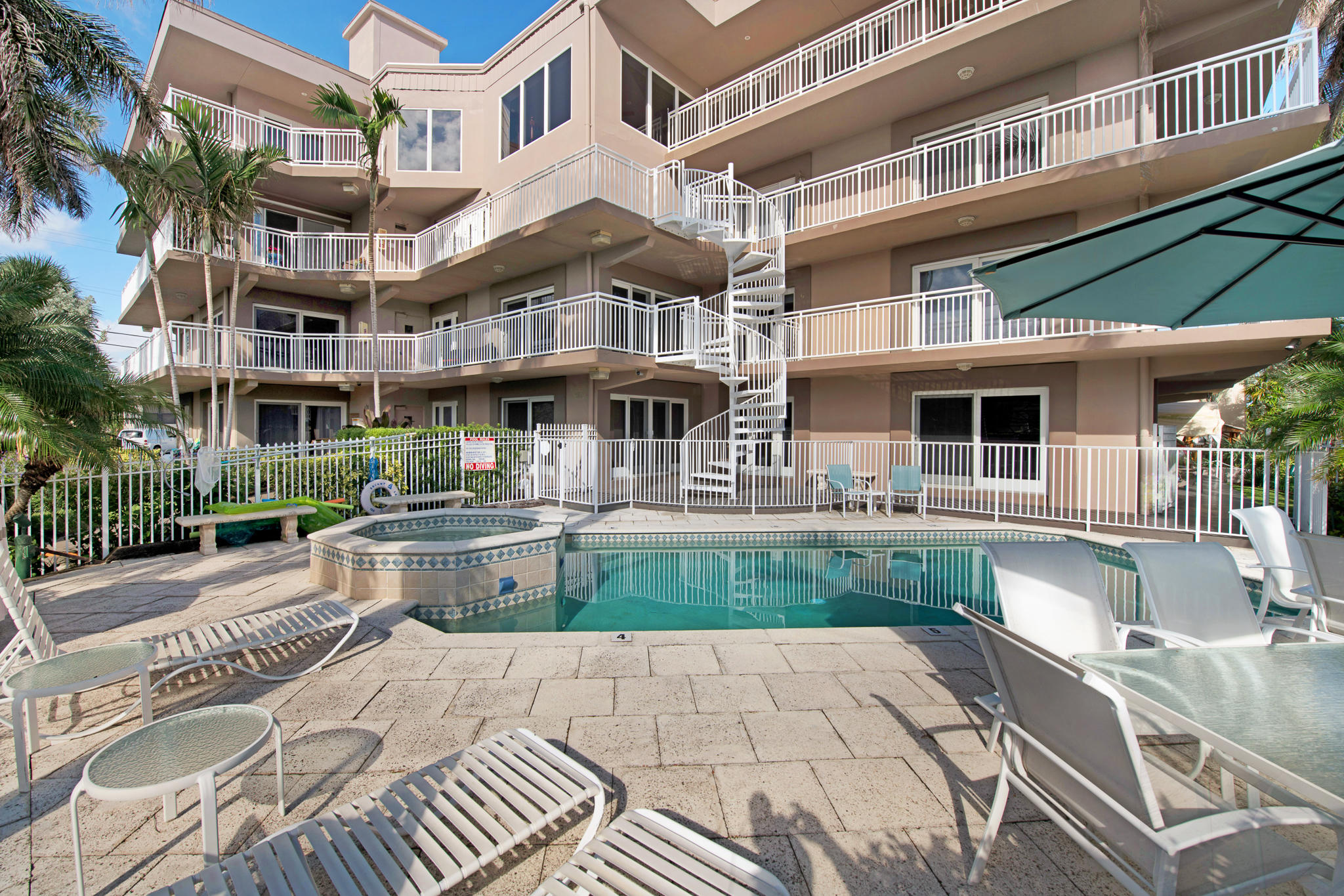 Home for sale in DOTTOR CONDO Lake Worth Beach Florida