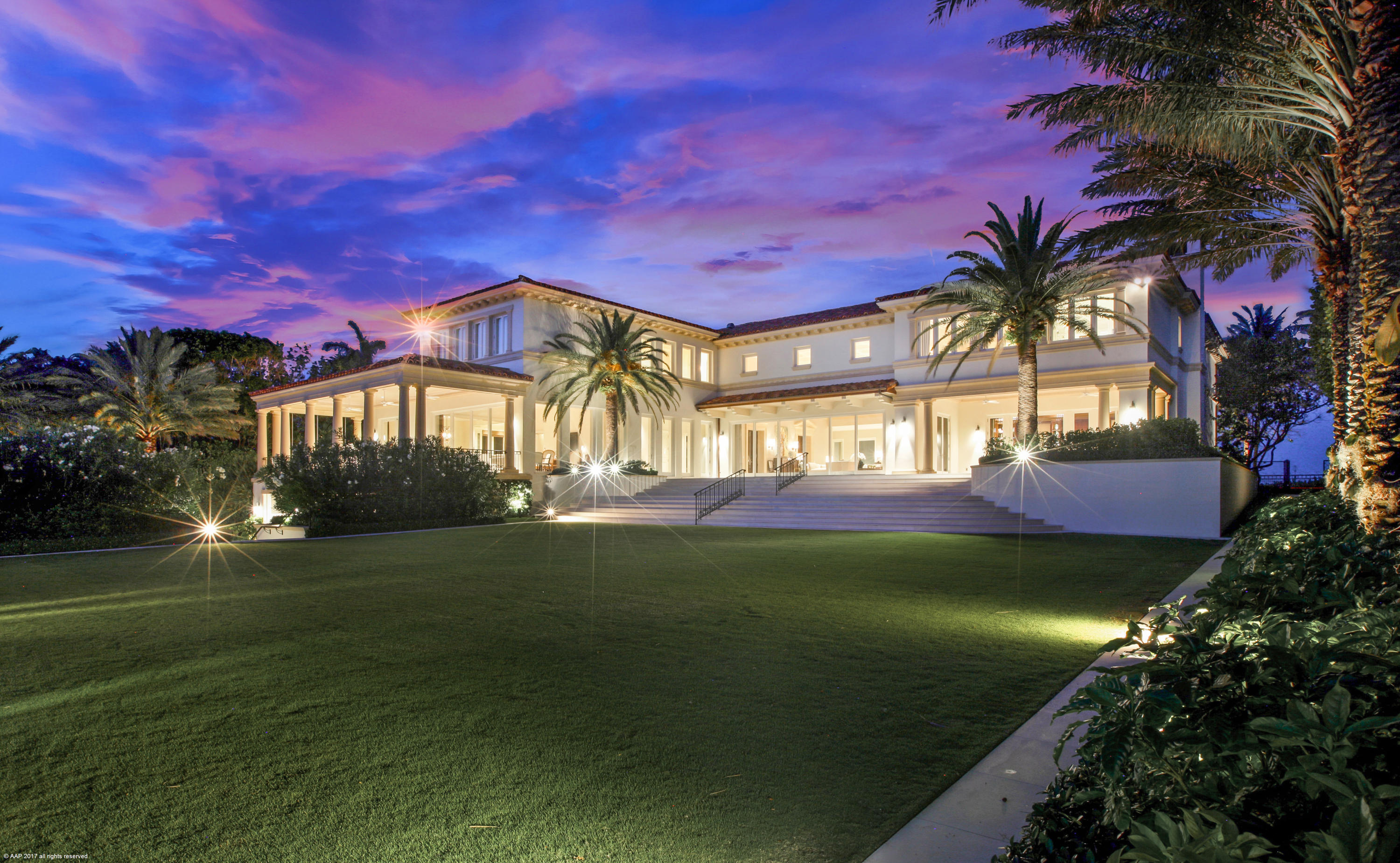 1744 S Ocean Boulevard - Palm Beach, Florida