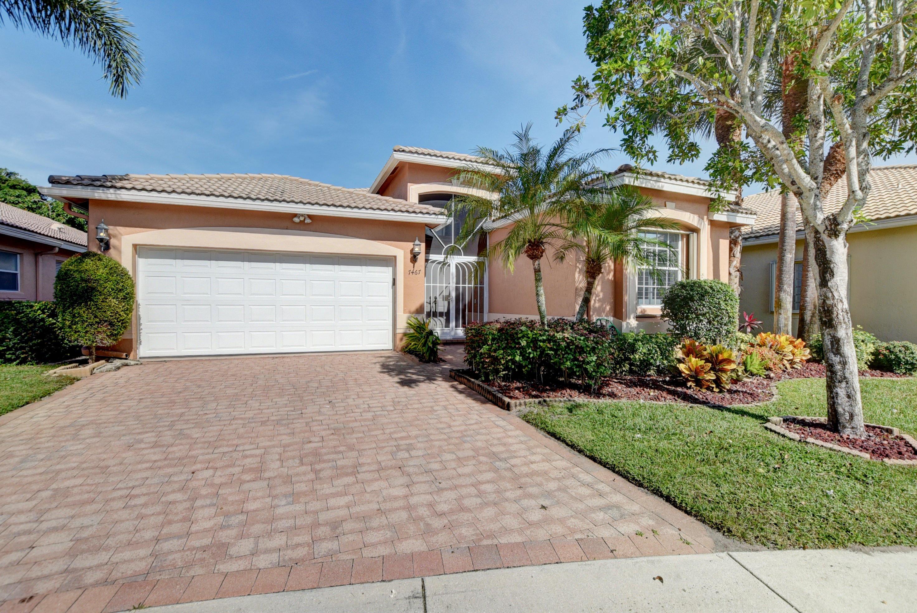 7467 Viale Caterina  Delray Beach FL 33446