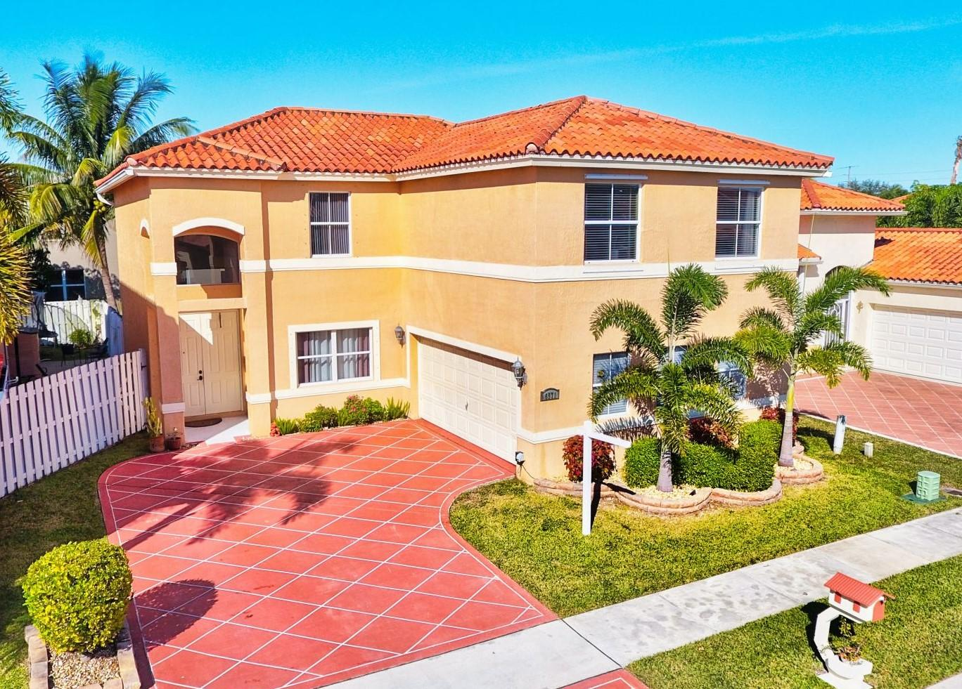Home for sale in Spinnaker Bay Lake Worth Florida