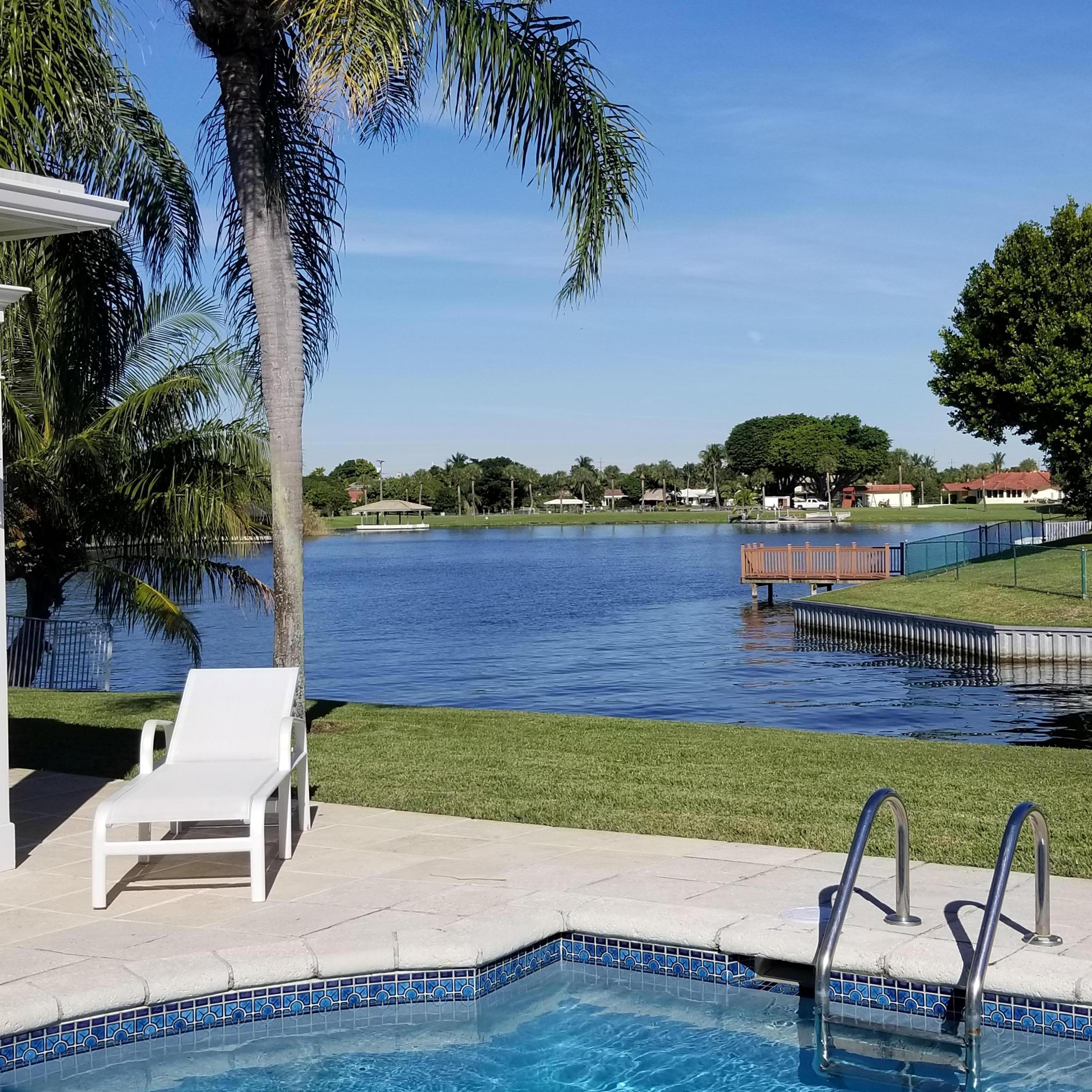 Home for sale in L:ake Ida Neighborhood Delray Beach Florida