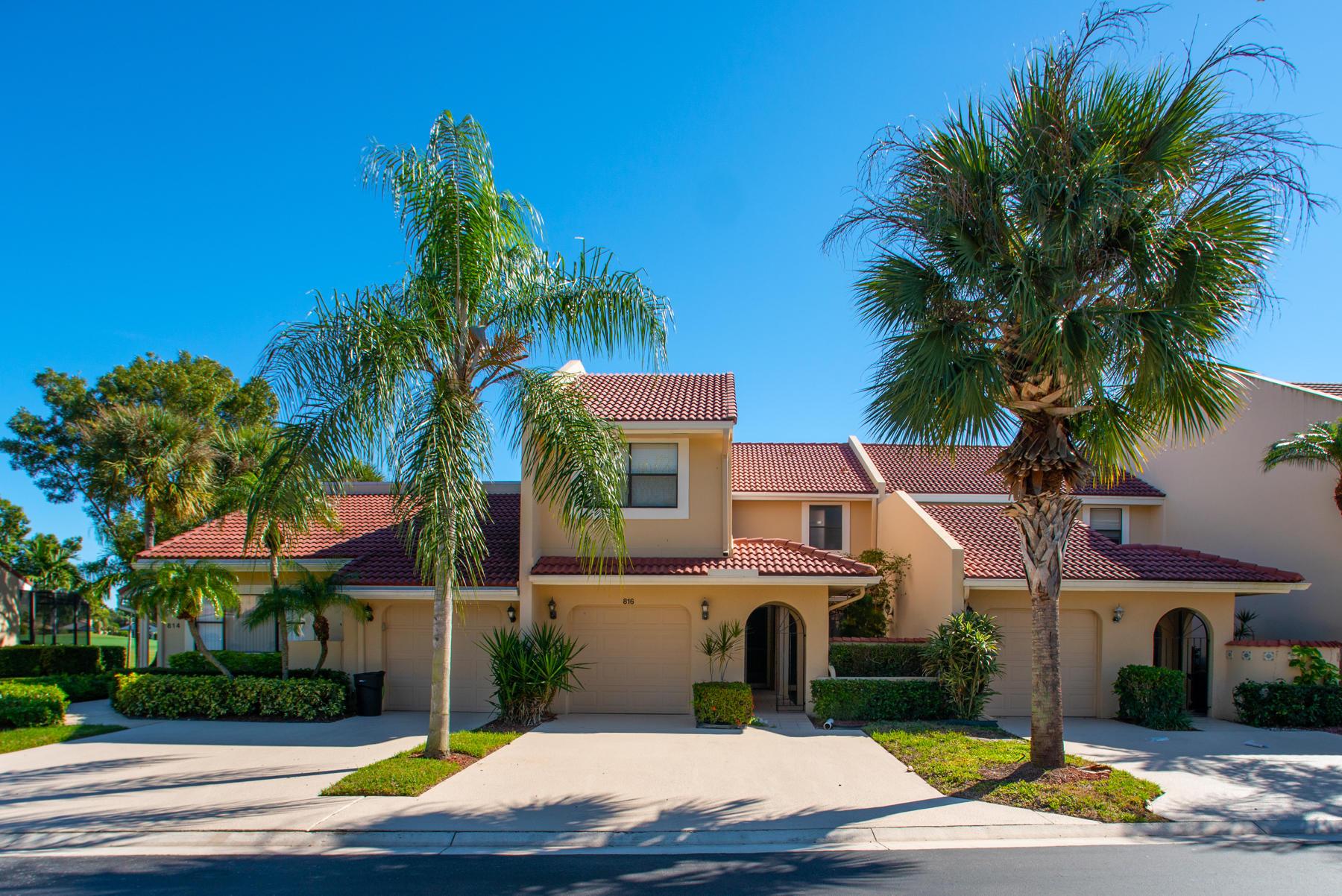 816 Windermere Way, Palm Beach Gardens, Florida 33418, 3 Bedrooms Bedrooms, ,2.1 BathroomsBathrooms,F,Townhouse,Windermere,RX-10581226