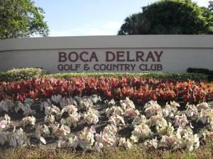 Boca Delray I-iii Condo S Filed In Or385
