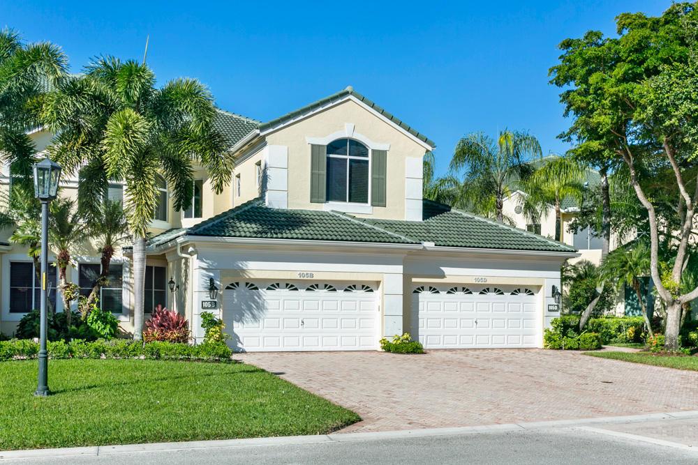 105 Palm Point Circle B, Palm Beach Gardens, Florida 33418, 3 Bedrooms Bedrooms, ,2 BathroomsBathrooms,A,Condominium,Palm Point,RX-10584083