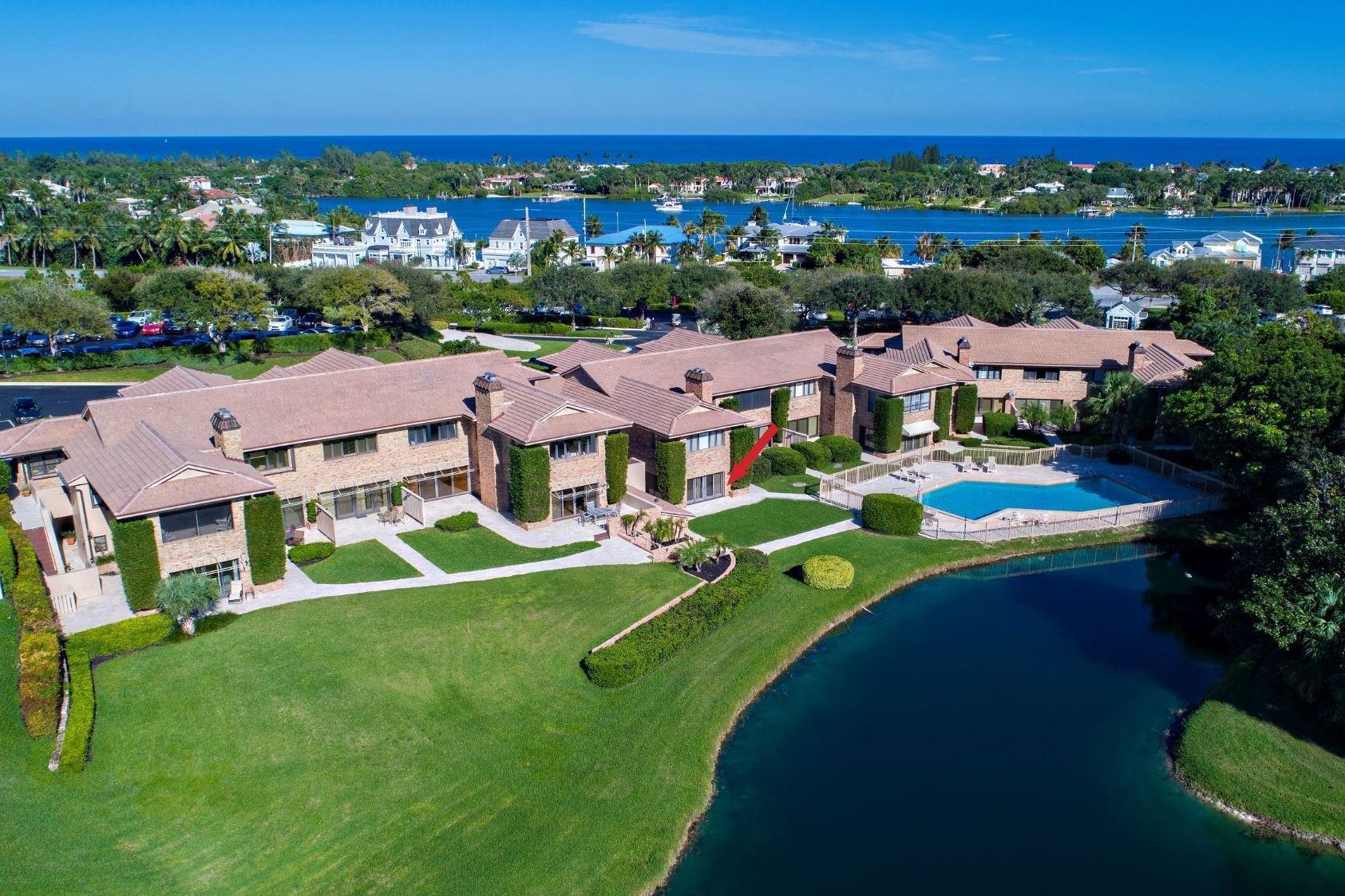 11860 Hill Club Terrace 203, Tequesta, Florida 33469, 2 Bedrooms Bedrooms, ,2.1 BathroomsBathrooms,A,Condominium,Hill Club,RX-10574083