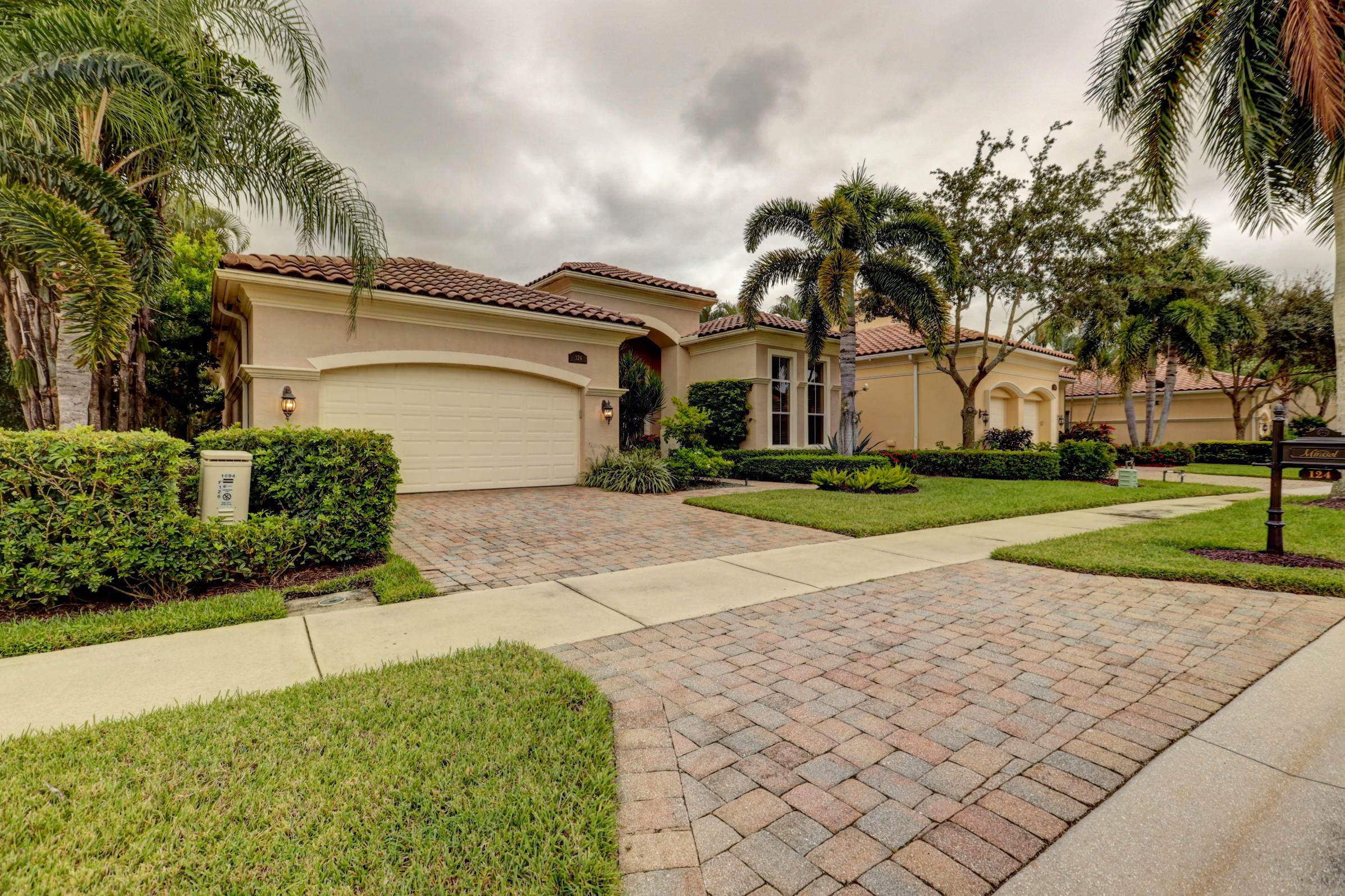 124 Siesta Way, Palm Beach Gardens, Florida 33418, 3 Bedrooms Bedrooms, ,3.1 BathroomsBathrooms,A,Single family,Siesta,RX-10584529