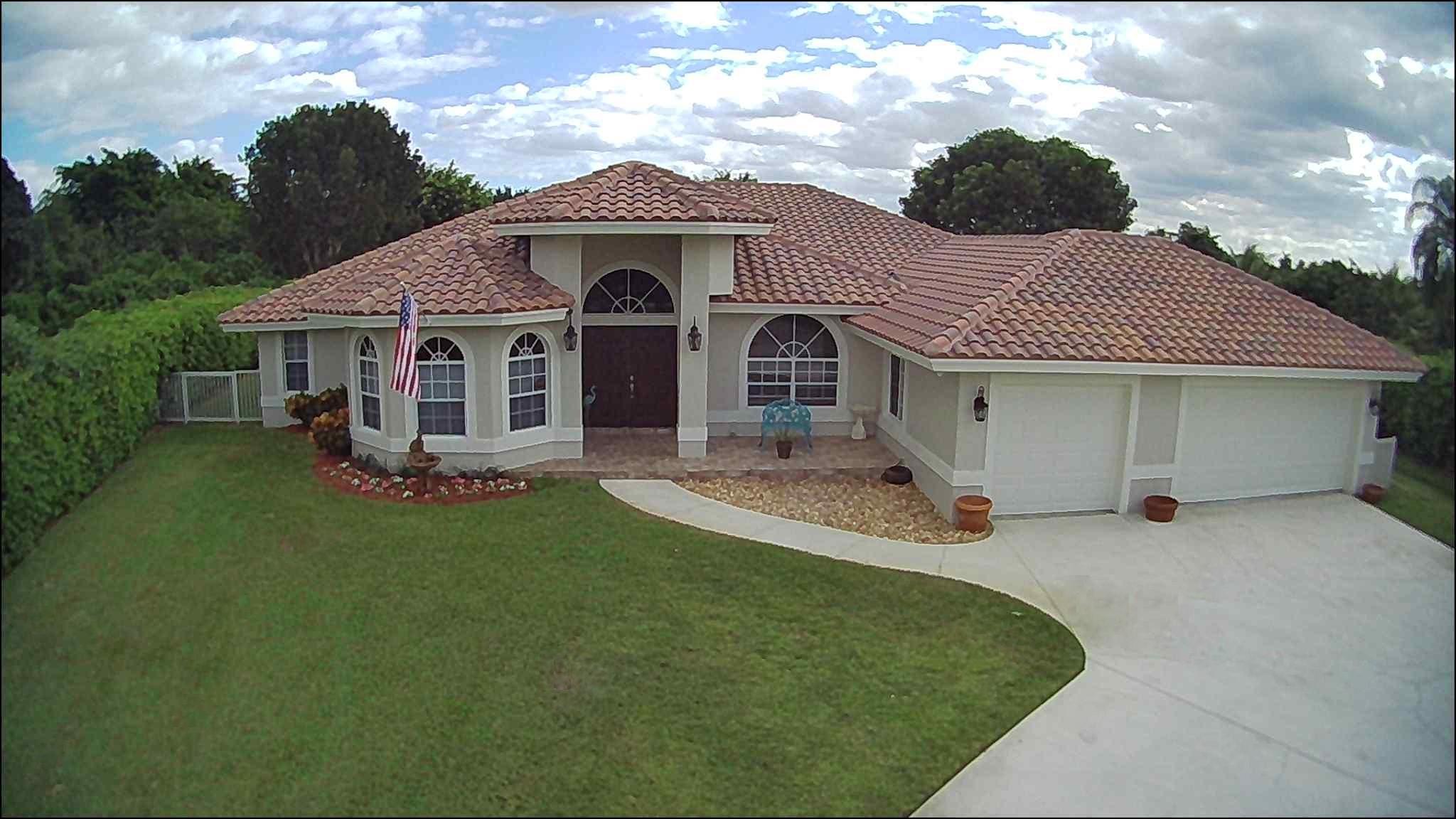 Home for sale in Delray Lakes Estates Delray Beach Florida