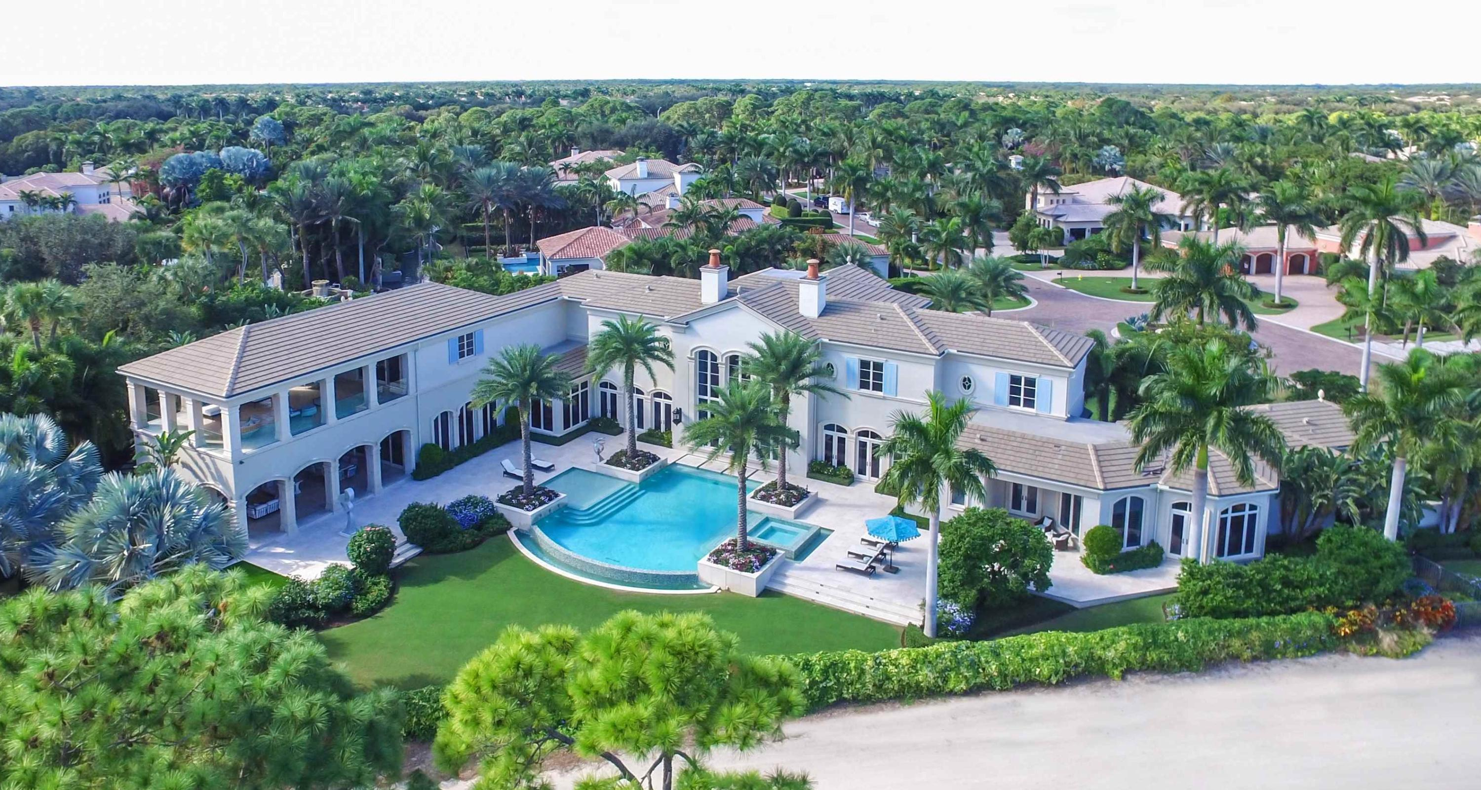 New Home for sale at 11748 Bella Donna Court in Palm Beach Gardens