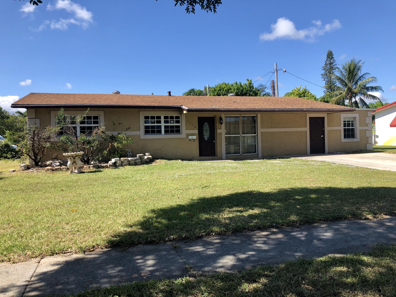 2023 Ware Drive  West Palm Beach, FL 33409