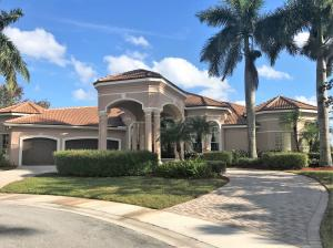 Property for sale at 10500 Hawks Landing Terrace, West Palm Beach,  Florida 33412