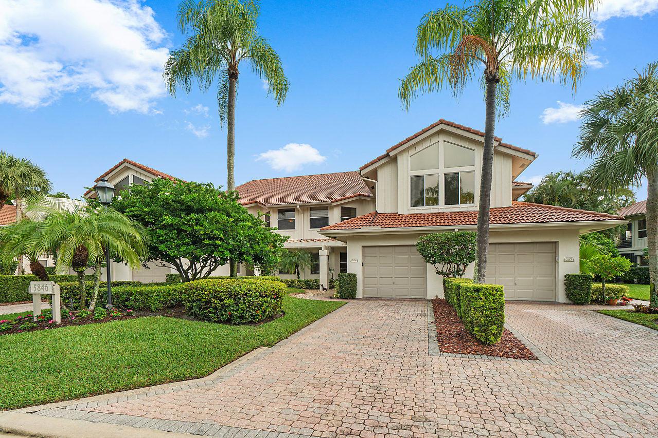 5846 NW 24th Avenue 204  Boca Raton FL 33496